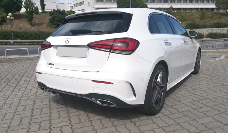 Mercedes A180 AMG completo